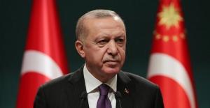 Cumhurbaşkanı Erdoğan'dan İdlib'de şehit olan askerlerin ailelerine başsağlığı mesajı