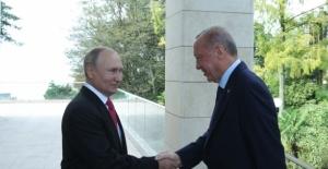 Cumhurbaşkanı Erdoğan ile Vladimir Putin zirvesi 3 saat sürdü! 'Her zaman sorunsuz geçmiyor'