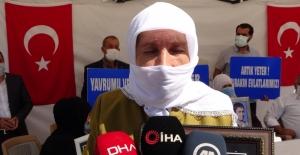 Evlat nöbetindeki anne: 'Selahattin Demirtaş inşallah hapisten çıkmaz'