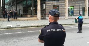 İspanya'da Oviedo kent merkezi bomba ihbarı üzerine boşaltıldı