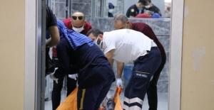 Kahramanmaraş'ta vatandaşlar fark etti! Tuvalette fenalaştı