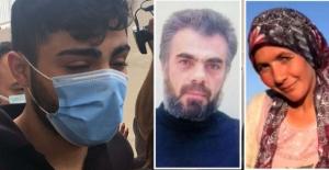 Kayseri'de abisi ve yengesini öldürdü! 'Koku çıkmasın diye üstüne beton döktüm'