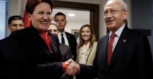 Millet İttifakı'nda çatırdama sesleri Olay iddia: İYİ Parti CHP'yi geçip birinci parti olabilir!