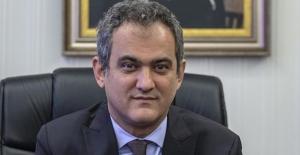Milli Eğitim Bakanı Mahmut Özer: Yüz yüze eğitim artık zorunluluk haline gelmiştir