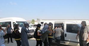 Yankesicilik yapan aynı aileden 4'ü kadın 5 şüpheli Aydın'da yakalandı