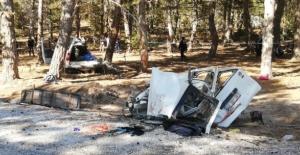 '5 çocuğun öldüğü servisin kapısı iple bağlıydı' iddiası