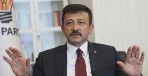 AK Partili Hamza Dağ'dan itibar suikastı açıklaması