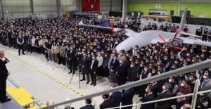 Cumhurbaşkanı Erdoğan'dan dünürü Özdemir Bayraktar için Baykar'a taziye ziyareti
