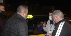Koronavirüs temaslısı oğluyla gezintiye çıkan babaya şok: 4 bin 50 lira ceza uygulandı