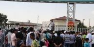 500 Suriyeli Ülkelerine Döndü