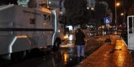 Adana'da Maç Sonrasi Taraftarlar Polisle Çatişti