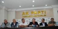 Ak Partili Özbek: Partimiz Tüm Kumpas Ve Darbe Girişimini Bozguna Uğrattı