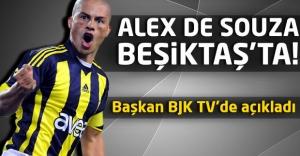 Alex De Souza Beşiktaşta!