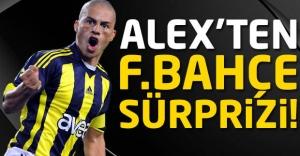 Alexten Fenerbahçeye büyük sürpriz!