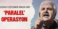 Ankara Emniyetinde paralel operasyon