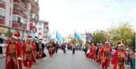 Ankara'da 11. Uluslararası Anadolu Günleri Kültür Ve Sanat Festivali