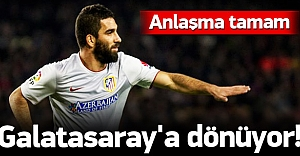 Arda 6 aylığına Galatasaray'a kiralanacak!