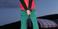 Ardahan Üniversitesi'ndeki Mera Alani, Golf Sahasina Dönüştürüldü