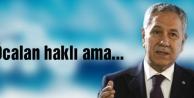 Arınçtan son dakika Öcalana sekreterya açıklaması