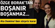 Ata Demirer'den sürpriz karar!  Boşanır boşanmaz...
