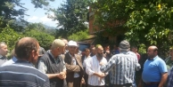 Ayyazı Ballıkaya Baraj Arazisinde İstimlak Keşfi Gerginliği