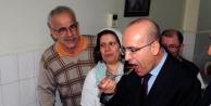 Bakan Şimşek, Esnaf Gezisinde Kürtçe Sohbetler Yaptı