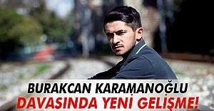 Burakcan Karamanoğlu davasında bir sanığa tahliye
