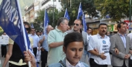 Bursa'da 286 Okul Müdürünün Görevine Son Verilmesini Protesto Edildi