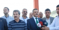 Chp'li Ediboğlu: Terör Grupları Bu Topraklardan Geçerek Orada Savaş Başlattı