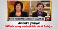 CNN muhabiri Fergusonu değil Erdoğanı dert etti