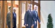 Cumhurbaşkanı Abdulah Gül, İstanbul'a Geldi