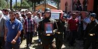 Denizde Boğulan Asker, Karabük'te Toprağa Verildi