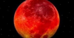 Dikkat! 4 Nisan'da kanlı ay tutulması geliyor
