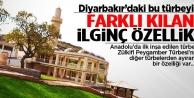 Diyarbakır'da 2 Peygamber naaşlarının naklinde inanılmaz olaylar gerçekleşti!