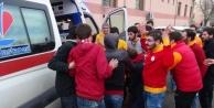 Edirne'de Basket Maçinin Ardindan Olaylar Çikti