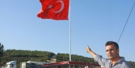 Ege'nin En Büyük Bayrağı Saruhanlı'da
