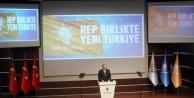 Erdoğan Ak Parti Genel Başkan Adayını Açıkladı: Ahmet Davutoğlu (fotoğraflar)