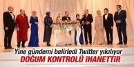 Erdoğan: Yıllarca doğum kontrolü ihaneti yaptılar
