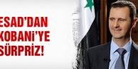 Esaddan YPGye sürpriz!