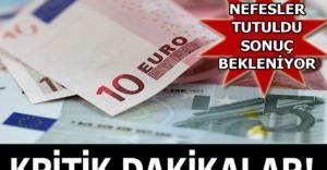Euronun gözü Yunanistandaki seçimlerde