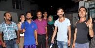 Eyüp'te Satır Ve Sopalarla Hırsız Avına Çiktilar