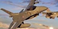 F-16lar Rus uçakları için havalandı!