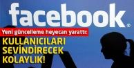 Facebook kullanıcılarını sevindirecek haber!