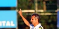 Fenerbahçe, Kardemir Karabükspor Maçı Hazırlıklarını Sürdürdü