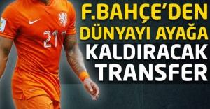 Fenerbahçeden dünyayı ayağa kaldıracak transfer!