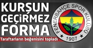 Fenerbahçeye kurşun geçirmez forma