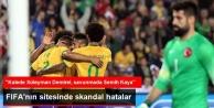 FIFA: Golü Süleyman Demirel Yedi, Golü Semih Kaya Attı