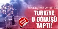Financial Times Türkiyenin değişen Kobani politikasını eleştirdi