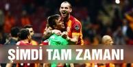 Galatasaray Borussia Dortmundu ağırlıyor