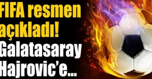 Galatasaray, Hajrovice 92 bin 500 euro ödeyecek